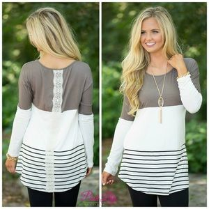 Pink Lily Boutique tunic
